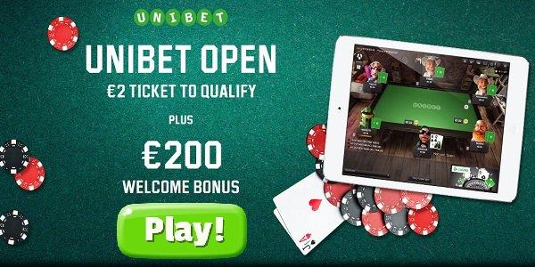 bonus unibet poker